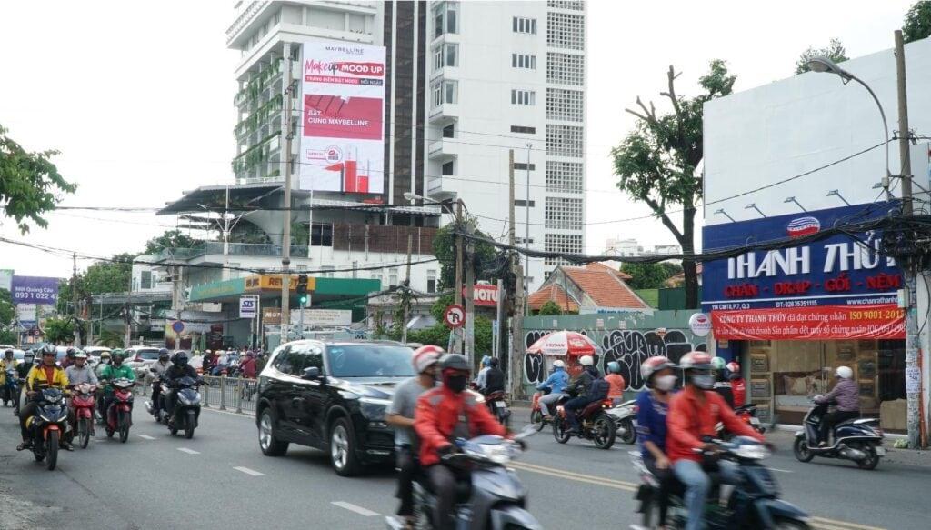 báo giá quảng cáo màn hình led hcm
