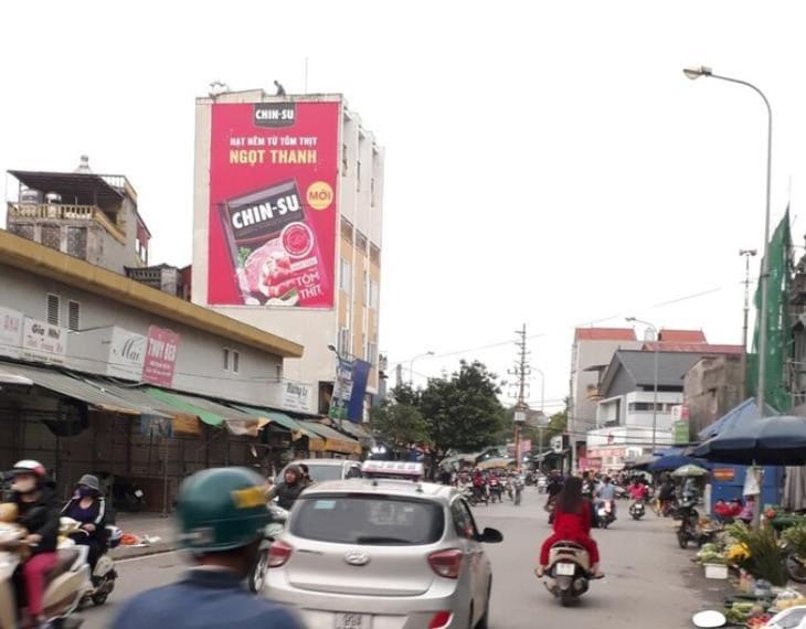 tư vấn quảng cáo pano chợ