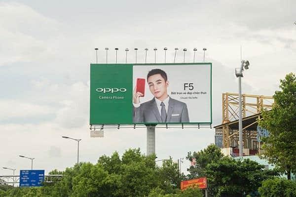 ưu điểm quảng cáo billboard