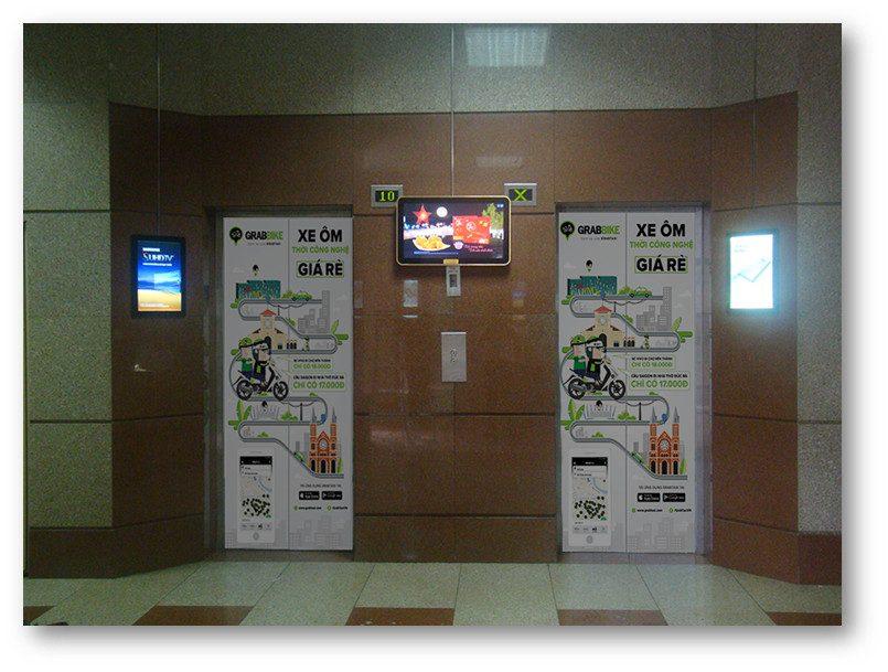 Quảng cáo thang máy: đơn giản, hiệu quả, dễ tiếp cận 3