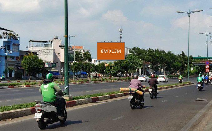 Hình ảnh Billboard tại 211 Phạm Văn Đồng - Gò Vấp