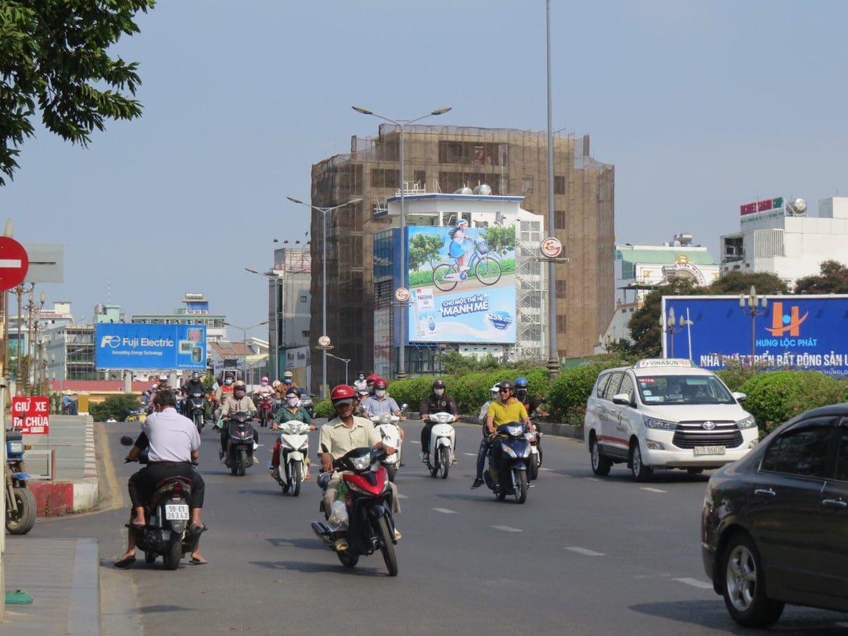 Hình ảnh Billboard 10 Nguyễn Văn Trỗi