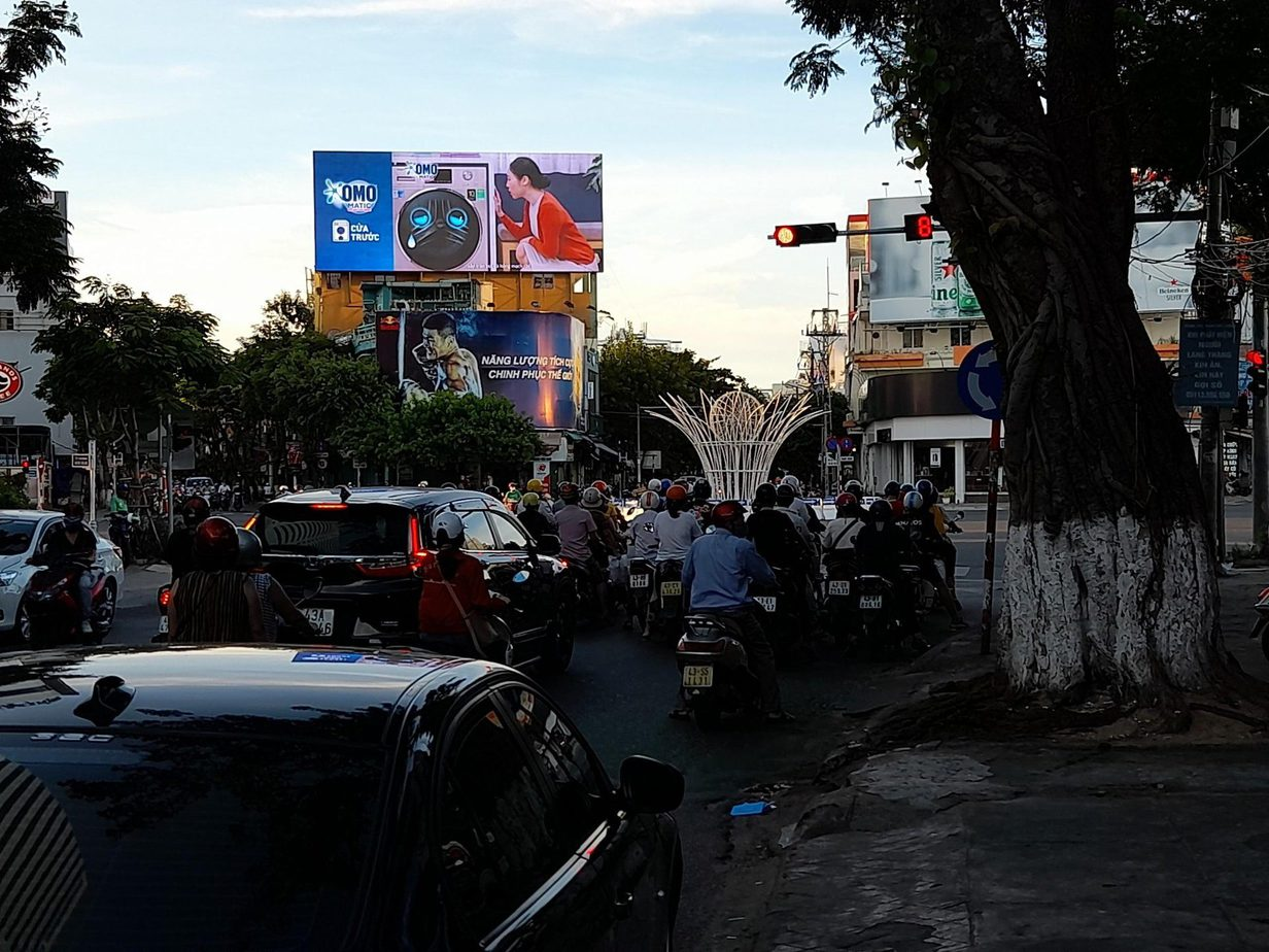 Quảng cáo led ngoài trời tại Đà Nẵng