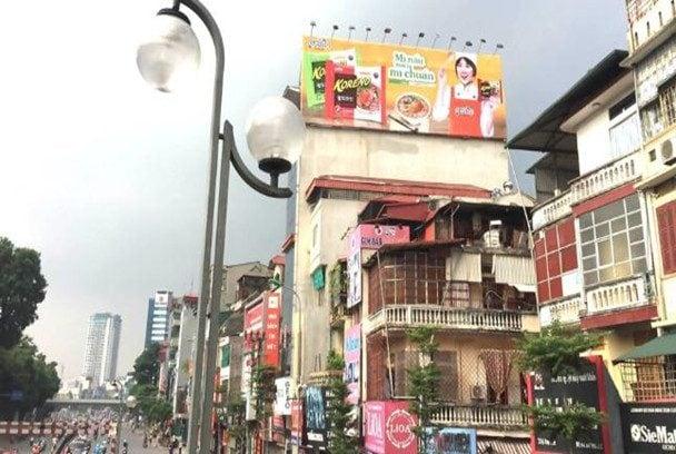 Koreno quảng cáo billboard