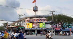 đặt quảng cáo bảng Led tại Chợ Cồn - Đà Nẵng