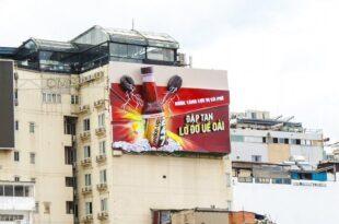 liên hệ quảng cáo billboard giá rẻ