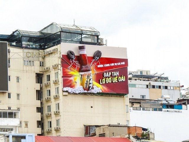 tư vấn quảng cáo billboard 3d