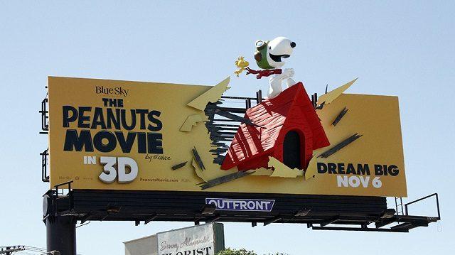 quảng cáo billboard 3d với mockup 3d