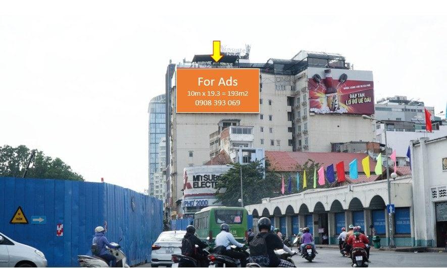 đặt quảng cáo tại Billboard 14 Lê Lai, Quận 1, Hồ Chí Minh