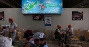 quảng cáo tại canteen các khu công nghiệp