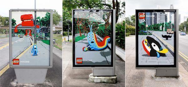 quảng cáo nhà chờ xe buýt đẹp