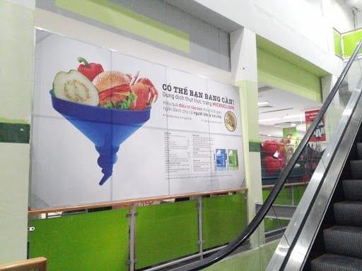 pano quảng cáo big c ấn tượng