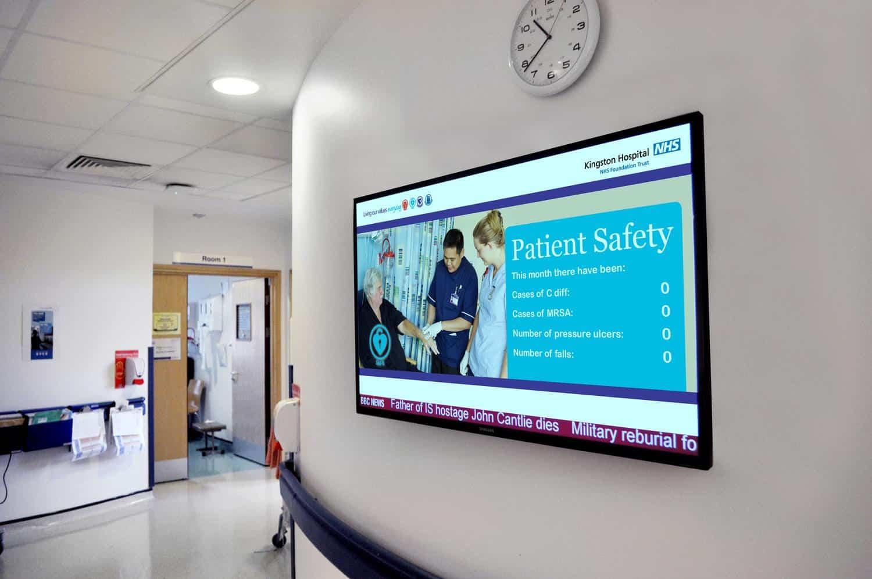 hình thức quảng cáo tại bệnh viện