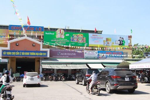 quảng cáo chợ truyền thống