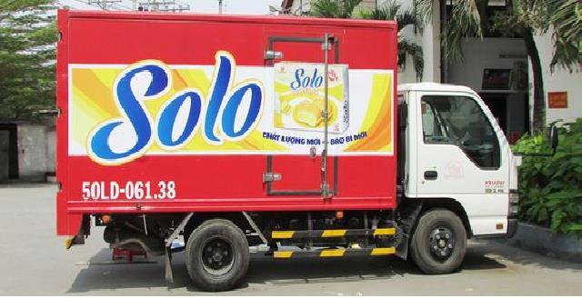 quảng cáo xe tải là gì