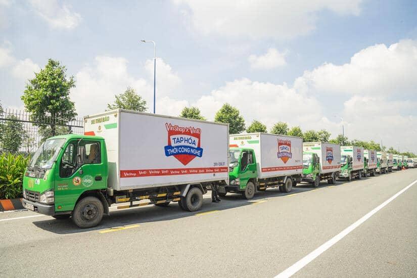 lưu ý khi quảng cáo trên xe tải