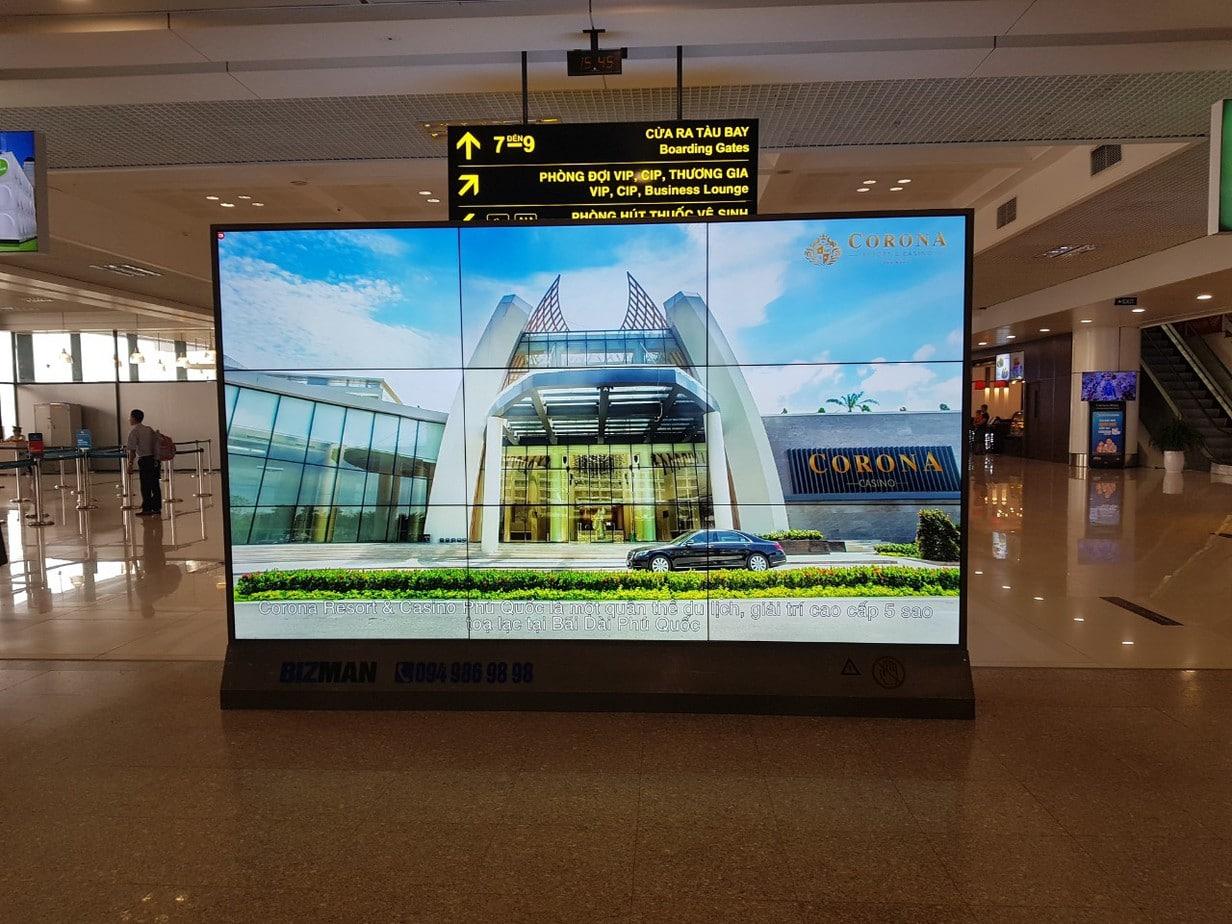 quảng cáo màn hình led và lcd