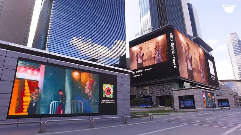 quảng cáo màn hình led & lcd: loại nào tốt hơn