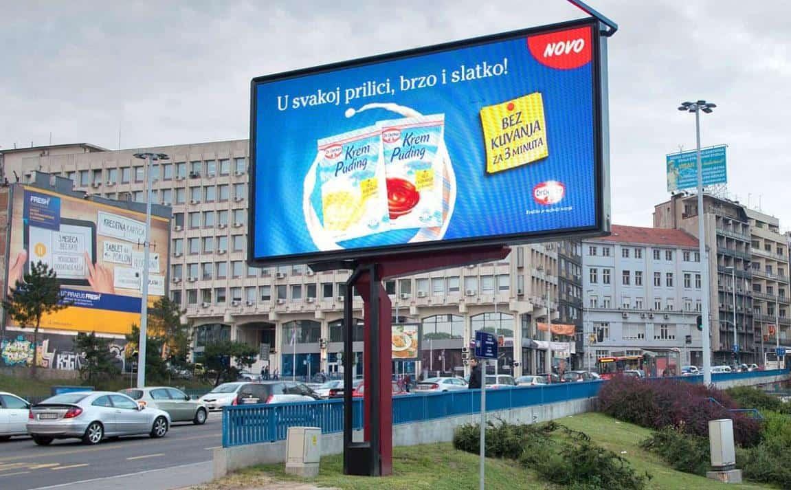 tư vấn biển quảng cáo điện tử